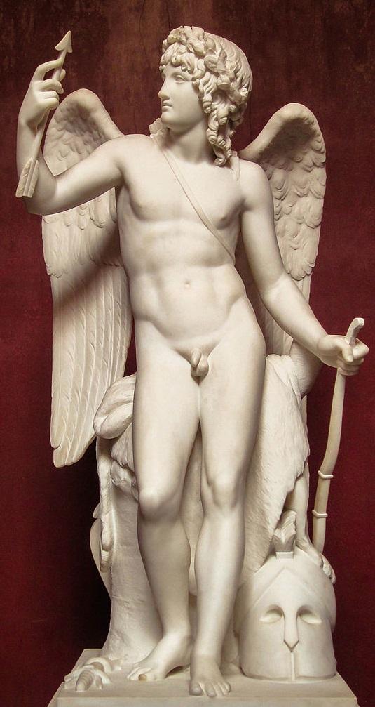 Bertel Thorvaldsen - Cupid (Amorek)